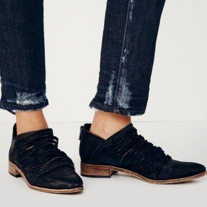 Free People Lost Valley Strappy Ankle Booties